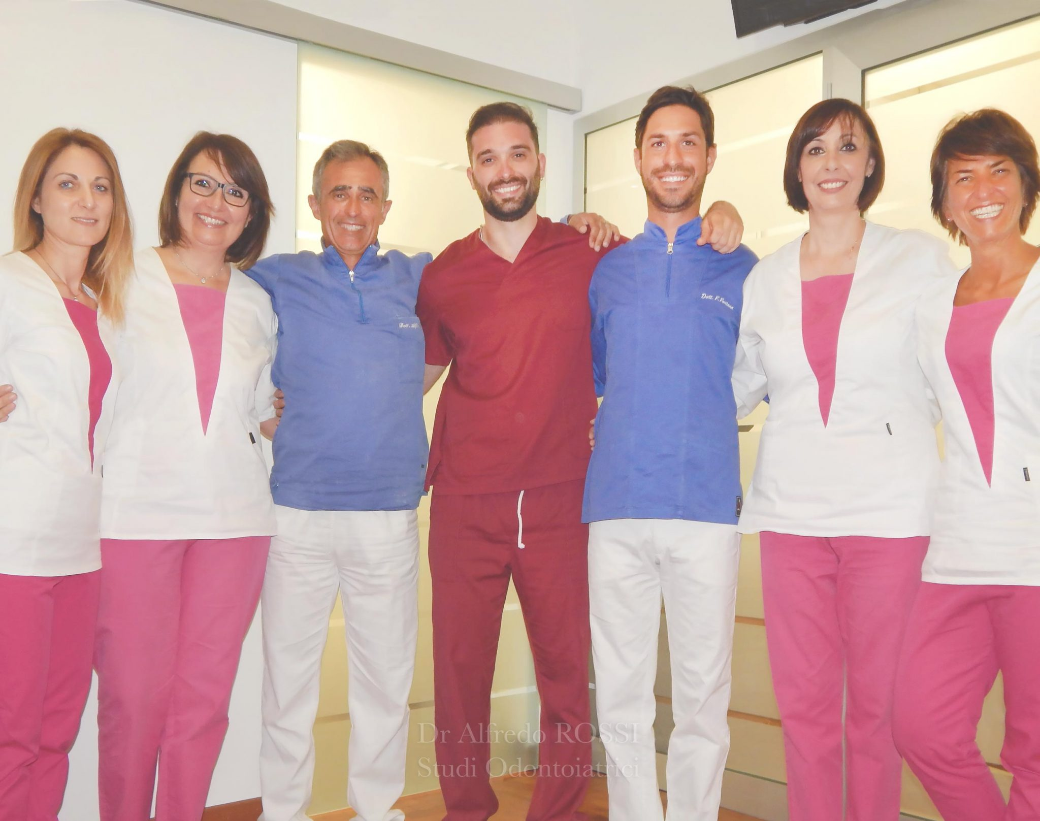 studi-odontoiatrici-dr-alfredo-rossi-team